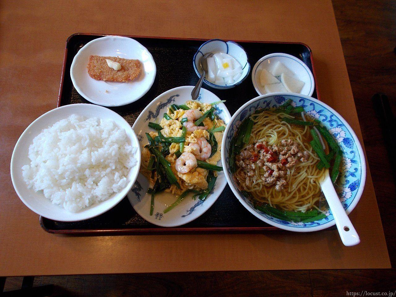 大府市の老舗!?大府市東新町の台湾料理「味園香」
