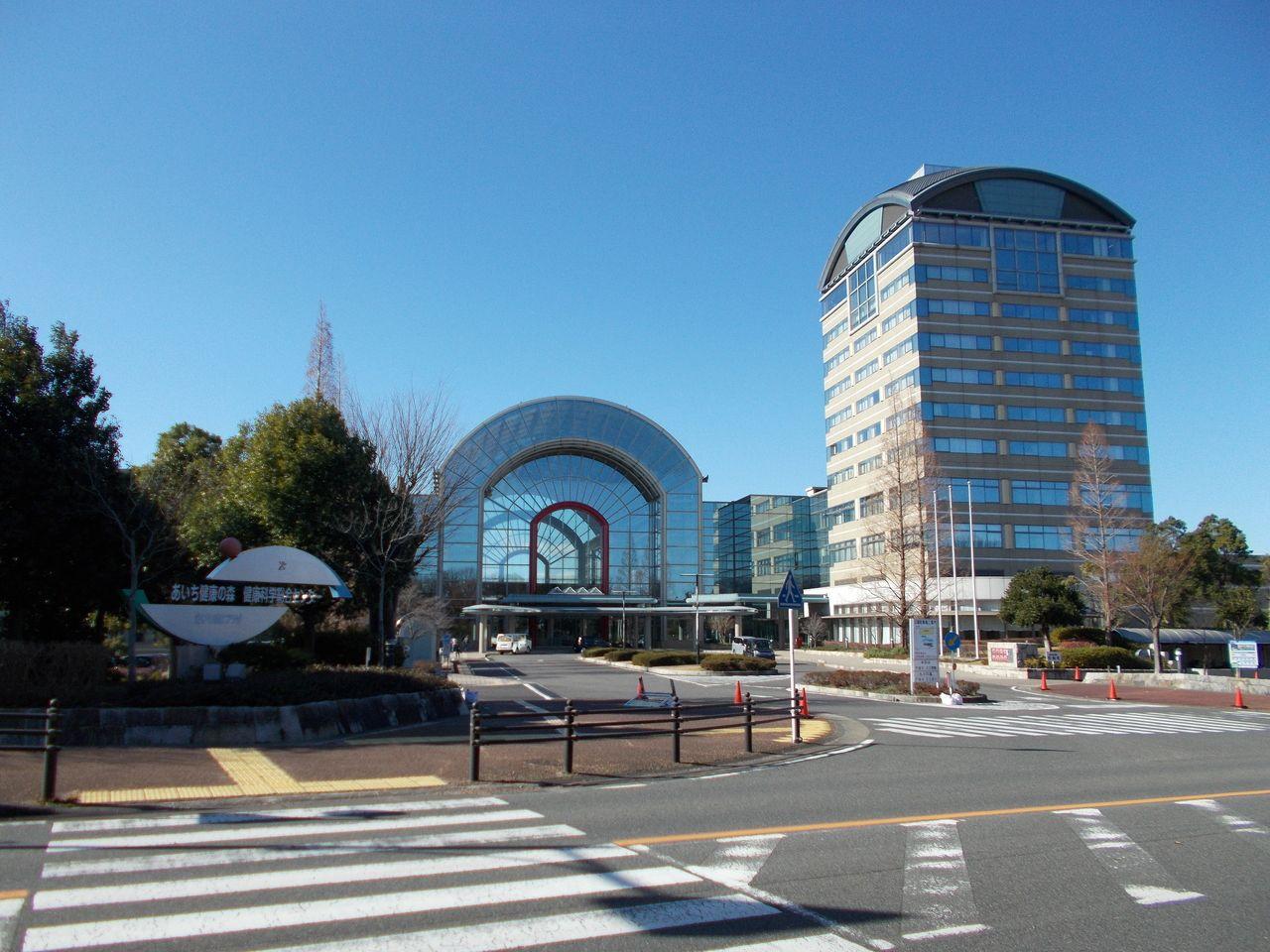 あいち健康プラザ―JR東海道本線大府駅間の運行バスがあります。