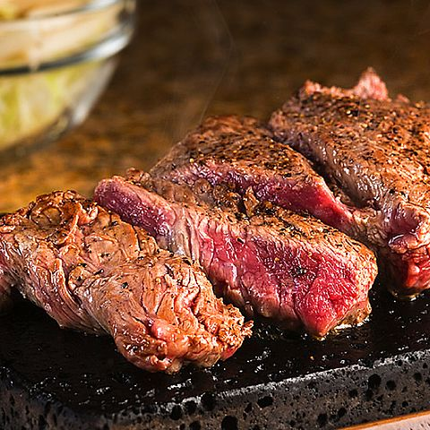 コストコのステーキ肉!味、食べ応え最高!!