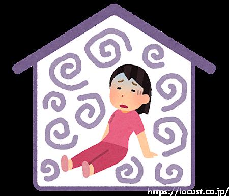 ご自宅の空気の流れる道を理解して正しい換気を心がけよう。